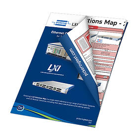 Pickering's LXI Solution Reference Map