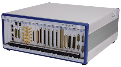 Pickering Interfaces PXI Chassis