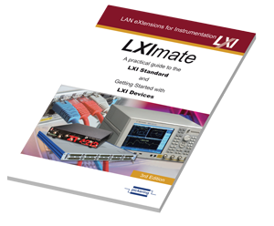 LXImate - a practical overview of the LXI standard