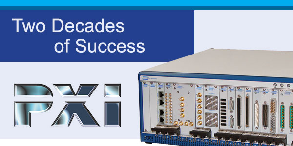 PXI has Two Decades of Success