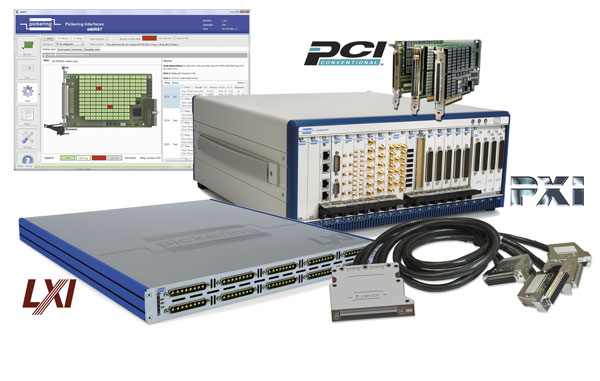 Pickering Switching & Simulation Solutions