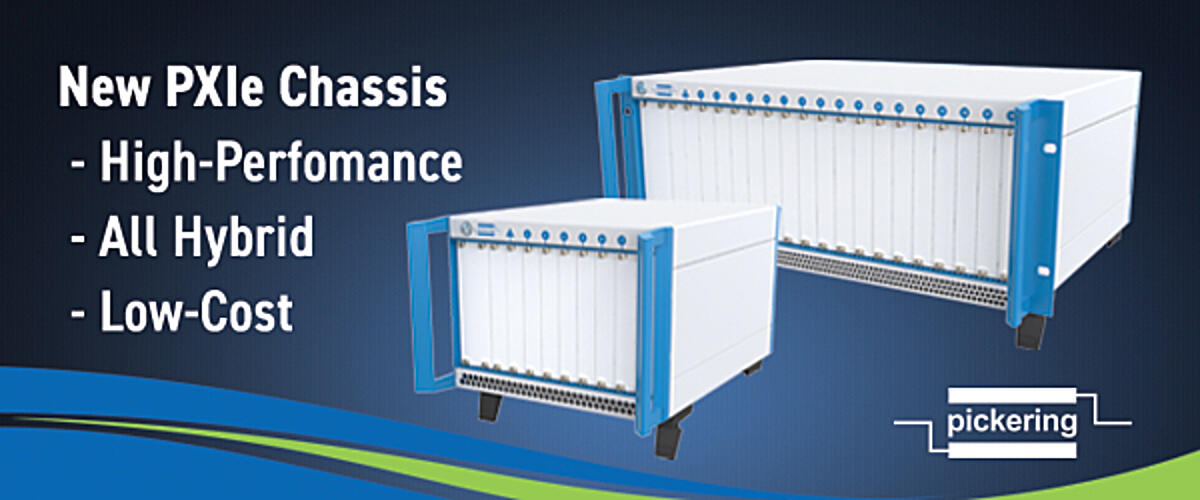 PIL PXIe Chassis New 8-Slot and 18-Slot Release- ENewsletter