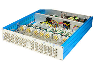 turnkey lxi microwave switch subsystems from pickering