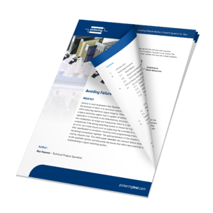 White Paper - avoiding failure modes in switch systems