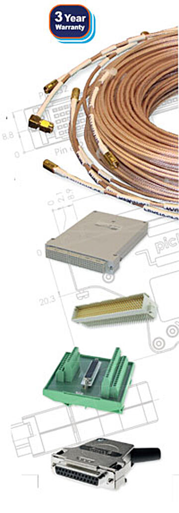 Cable & Connector Solutions from Pickering